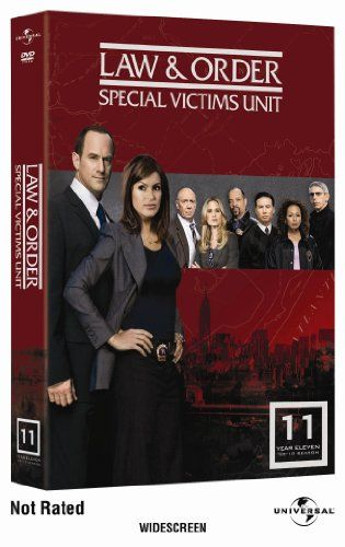 Law Order Special Victims Unit Year 11 2009 2010 Season Law And Order Special Victims Unit Special Victims Unit Law And Order