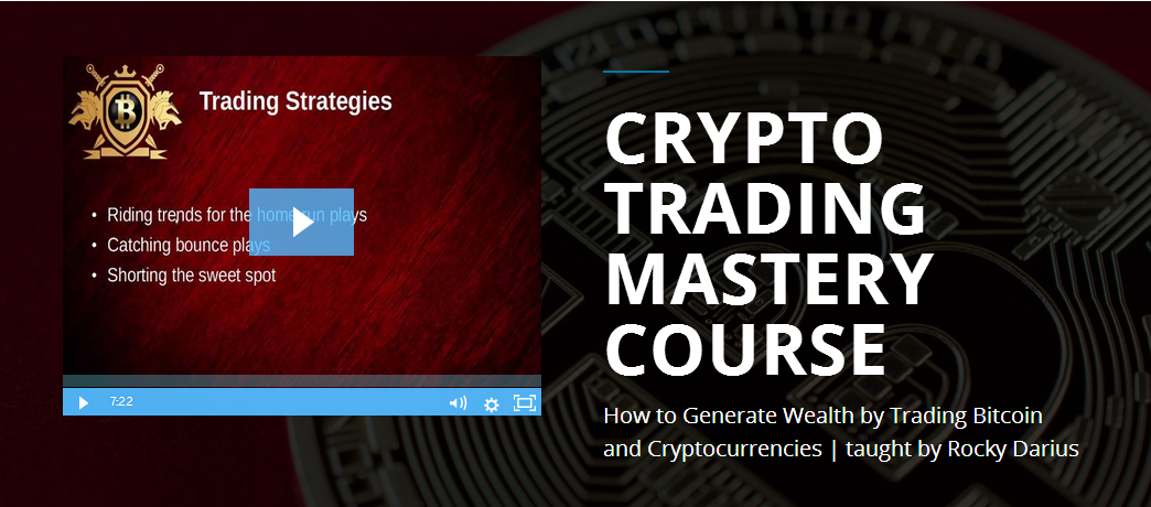 course on cryptocurrency trading