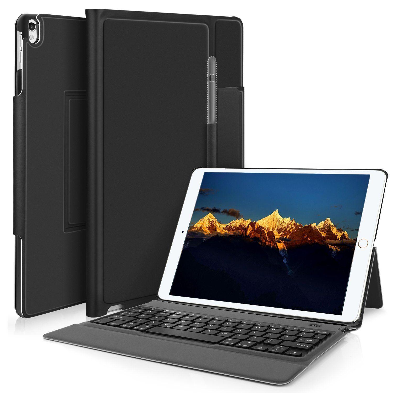 timeless design 219ad de182 KuGi ipad pro 10.5 keyboard case, Lightweight Stand Portfolio Case ...