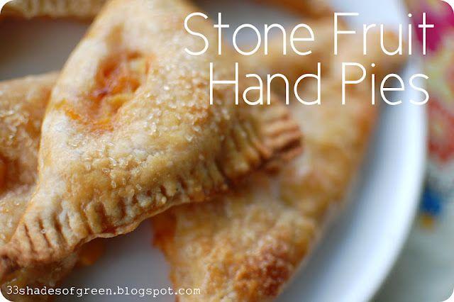 hand #pie #fruit