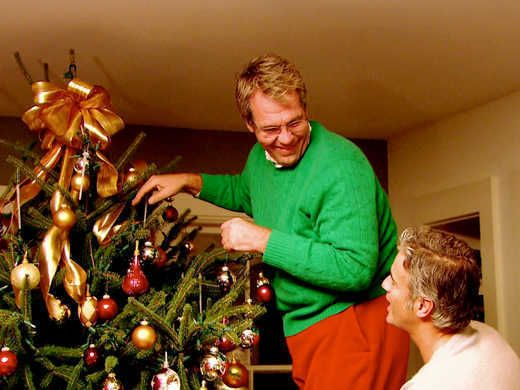 Get some Christmas tree-trimming tips from the Barefoot Contessa\u0027s