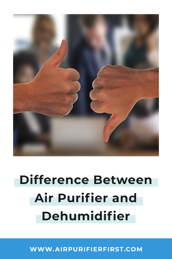 Air Purifier vs. Dehumidifier Difference and Comparison