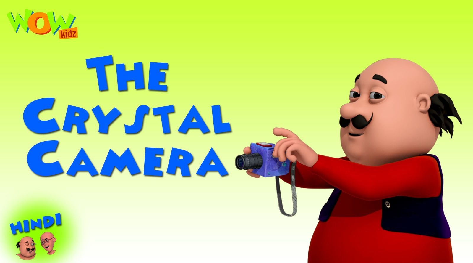 Dr Jhatka Has Invented A Camera Which Can Turn Anyone Into Crystal