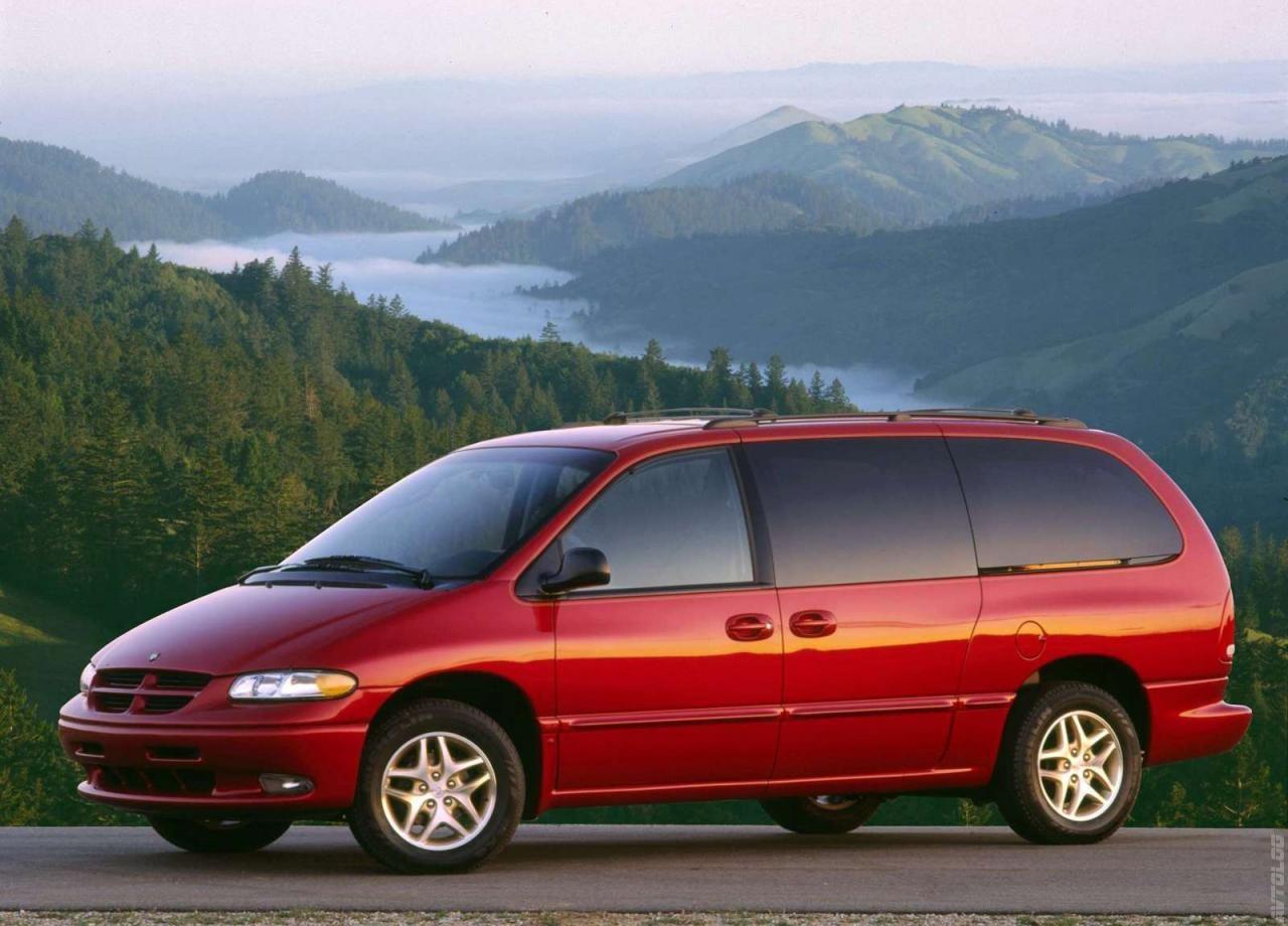 1998 Dodge Caravan Grand Caravan Dodge Caravan