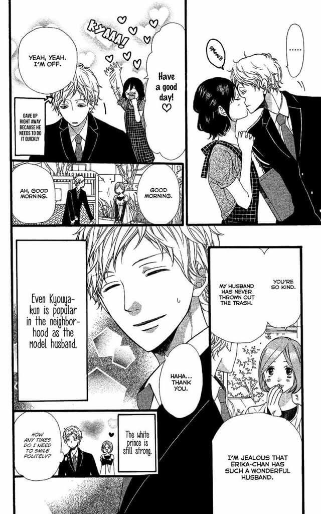 Wolf girl and Black prince Shoujo, Wolf girl, Manga to read