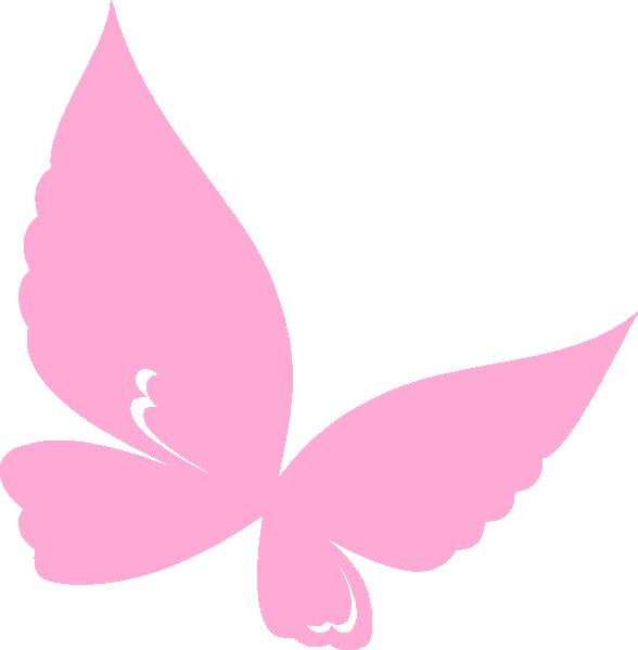 Vector Clip Art Online Royalty Free Public Domain Butterfly Clip Art Clip Art Cute Butterfly