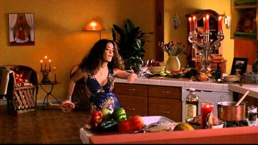 Selma Hayek Fools Rush In My Fave Scene Dancing While Cooking Dinner