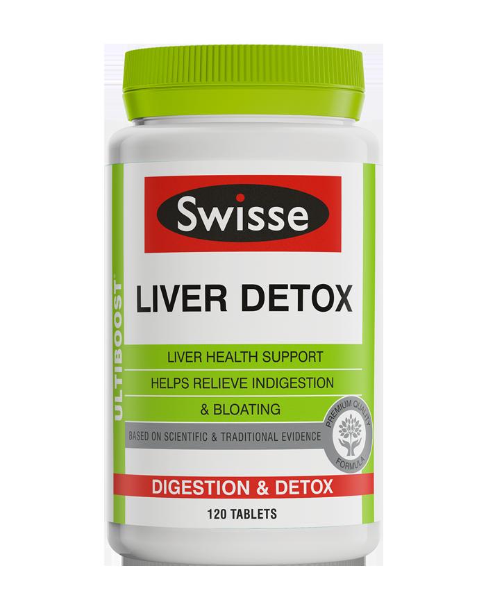 Swisse Ultiboost Liver Detox 12 customer reviews on