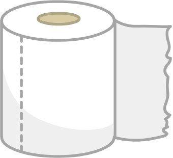 Clip Art Loo Rolls