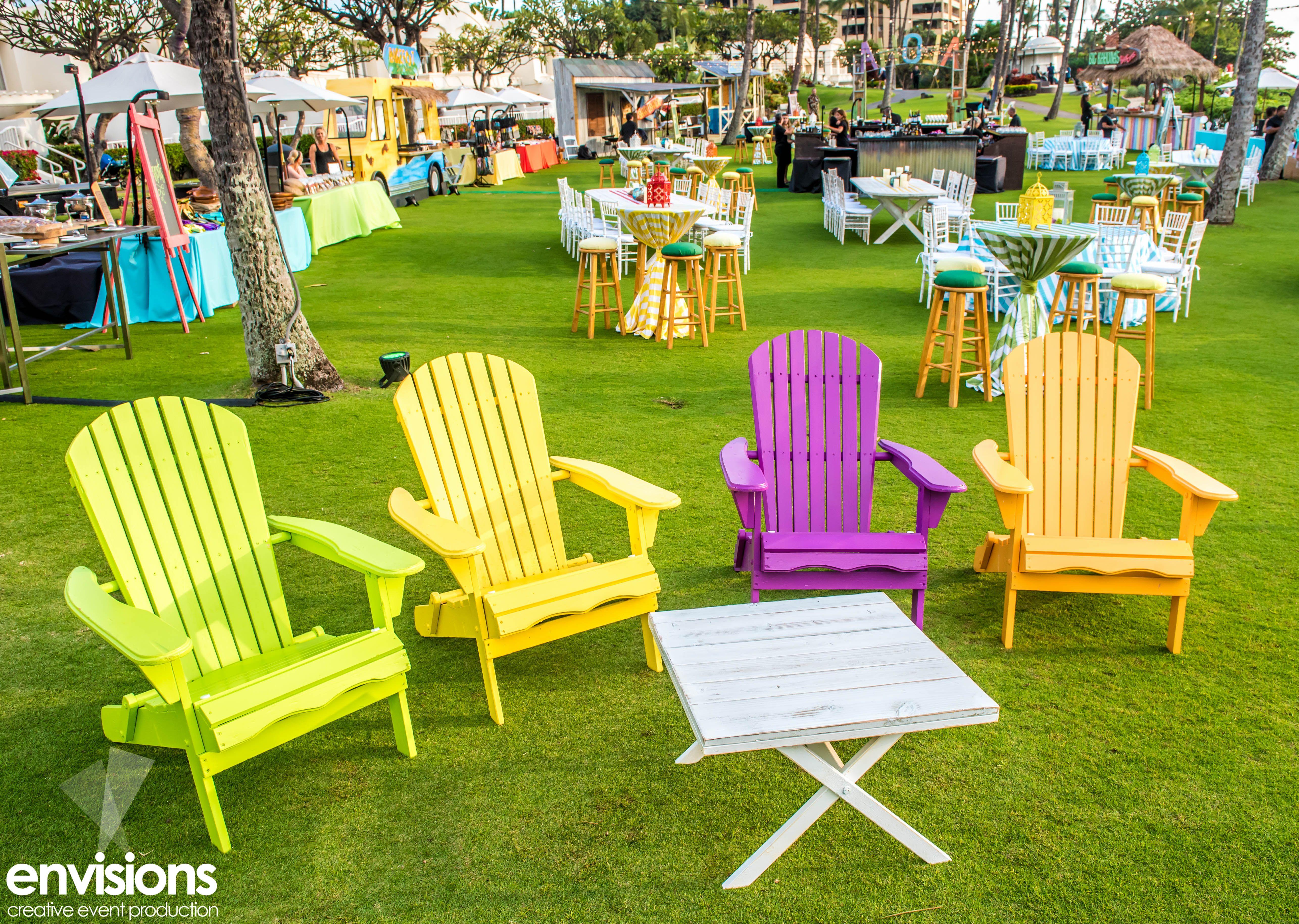 Island Boardwalk | Creative event production by Envisions Entertainment Hawaii | Maui, Hawaii