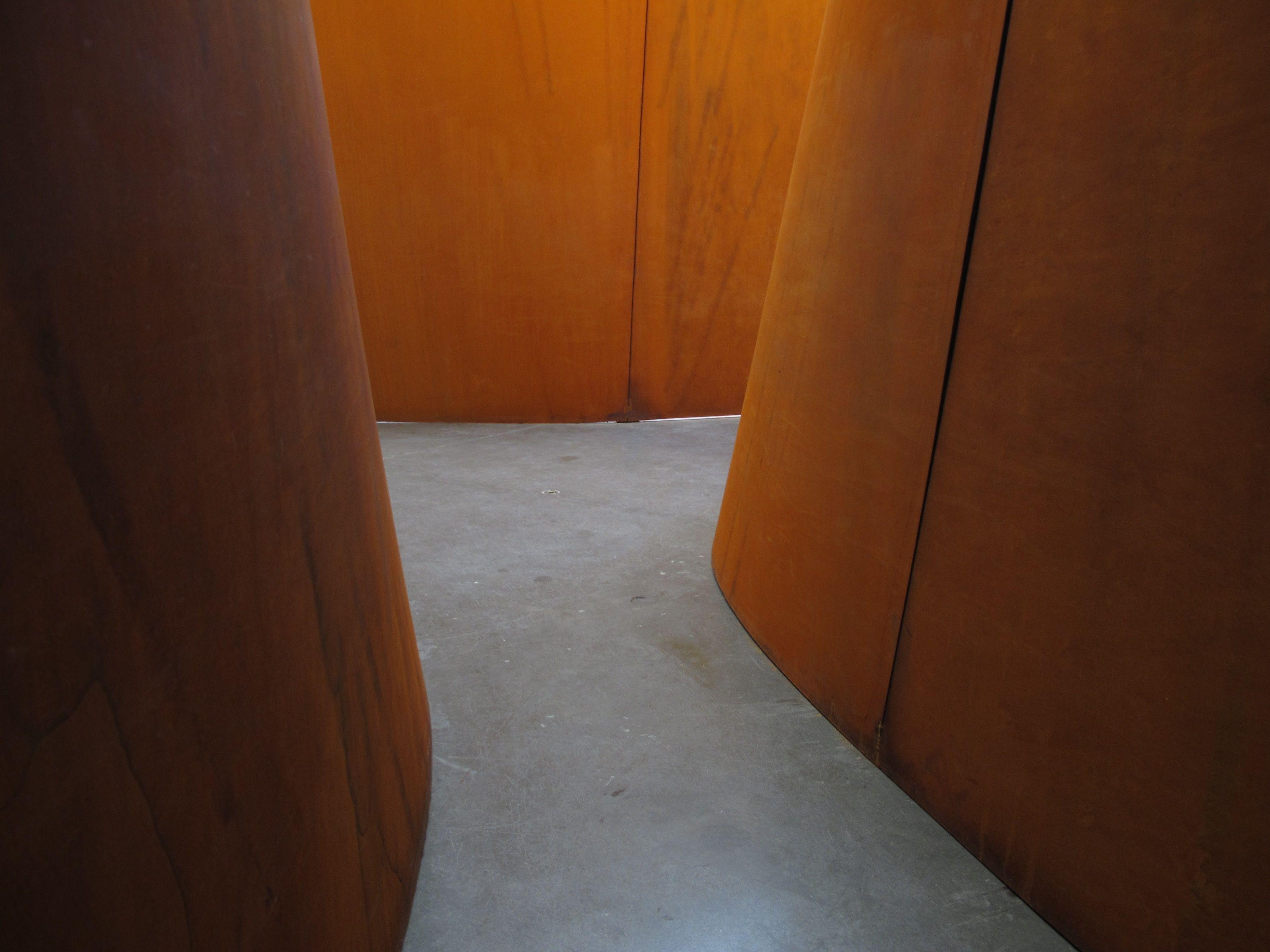 Richard Serra at Gagosian