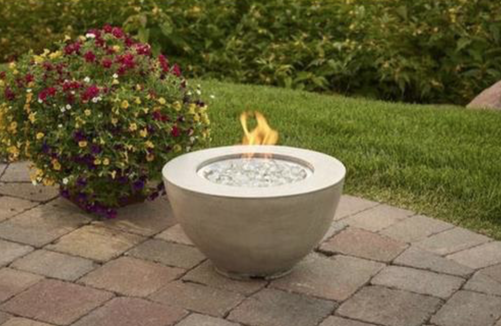 The Cove Fire Bowl is the perfect addition to any