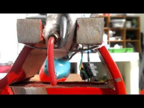 DIY cheapest plastic bottle extruder, recycle milk jugs into filament Part 2  JAAK LAB - YouTube