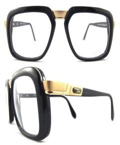 edaf2538cf Buy Cazal Legends 616 Glasses Lens Engraved Black Gold from ABBEYDIDI at    8358