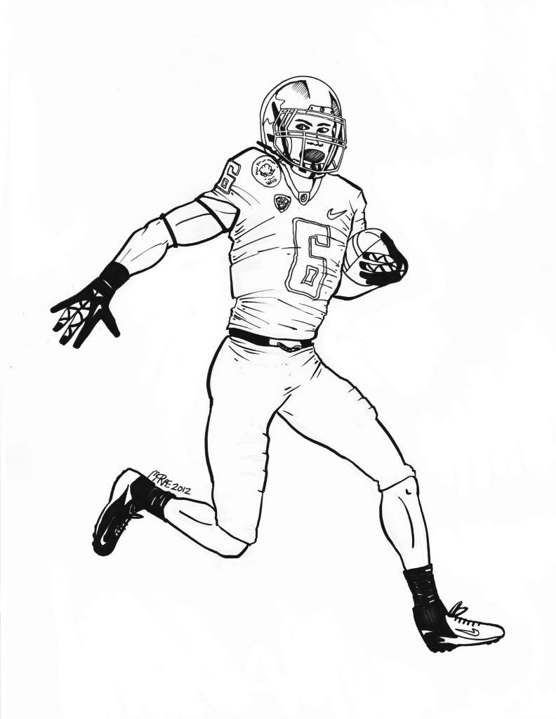 Go Back Images For Oregon Ducks Coloring Pages Football