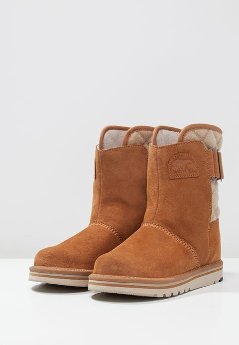 9c8458382be Chaussures Sorel NEWBIE - Bottes de neige - elk british marron clair ...
