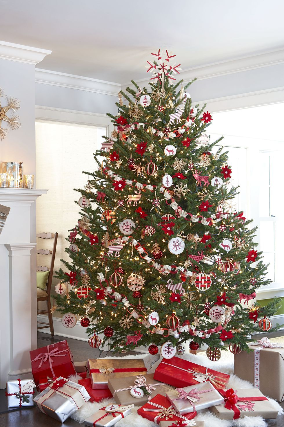 30 Prettiest Christmas Tree Ideas to Try This Year | A Very Merry ...