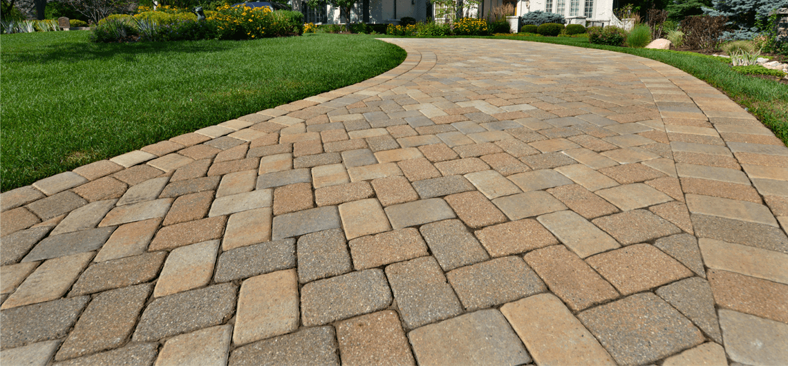 Driveway Ideas In Tampa Fl Pavers For Driveways In Tampa Fl Paver Driveway Driveway Paving Interlocking Pavers