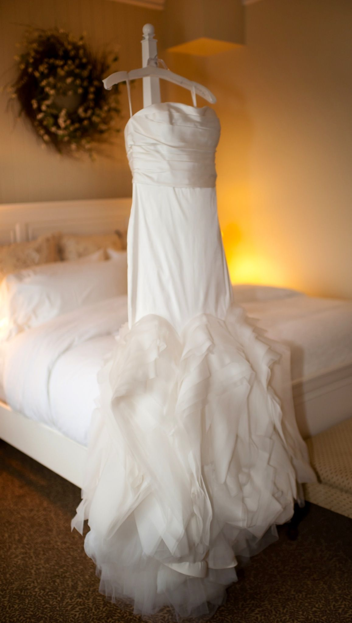 Vera Wang Ethel gown | White Wishes | Pinterest | Gowns and Wedding