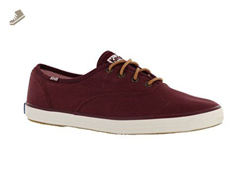 19cccbc936 Keds Women s Champion Oxford Burgundy US 6.5 M - Keds sneakers for women  ( Amazon Partner-Link)