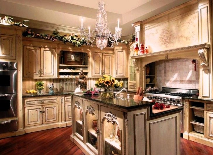 Timeless Country Kitchen Design Ideas - http://trstil.com/timeless ...
