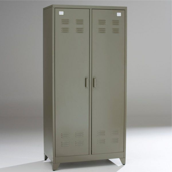 tonnant armoire vestiaire metallique occasion. Black Bedroom Furniture Sets. Home Design Ideas