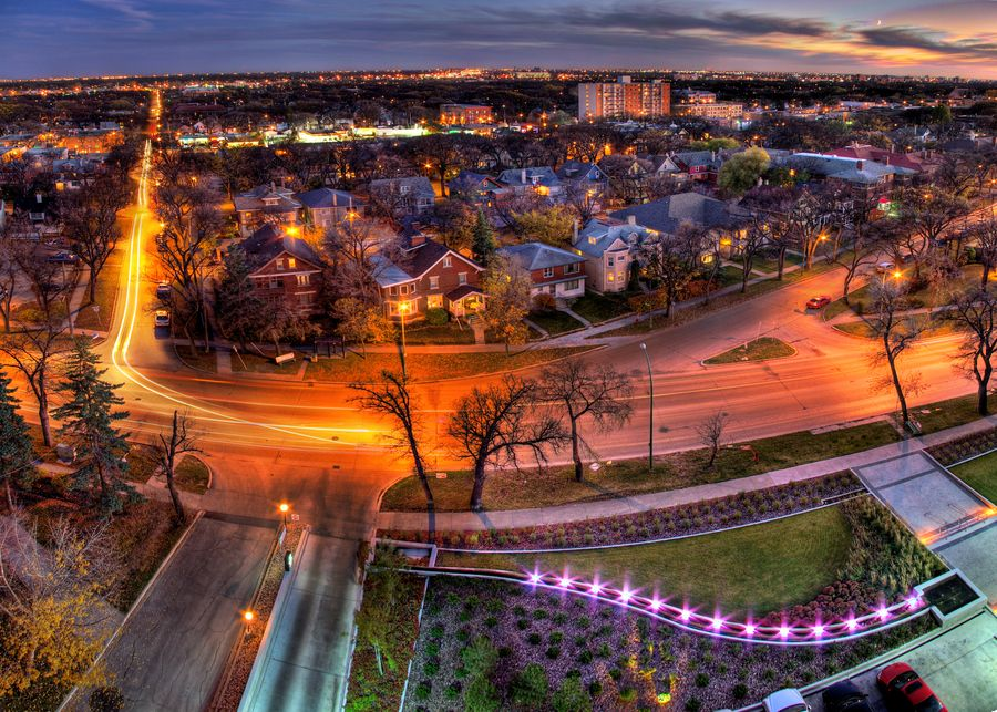 Colours Of Winnipeg Travel Manitoba Canada Places To See