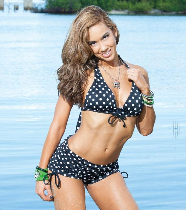 Aj Lee Bikini Photos