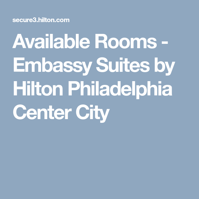 Available Rooms Embassy Suites By Hilton Philadelphia Center City Center City Embassy Suites Hotel Search