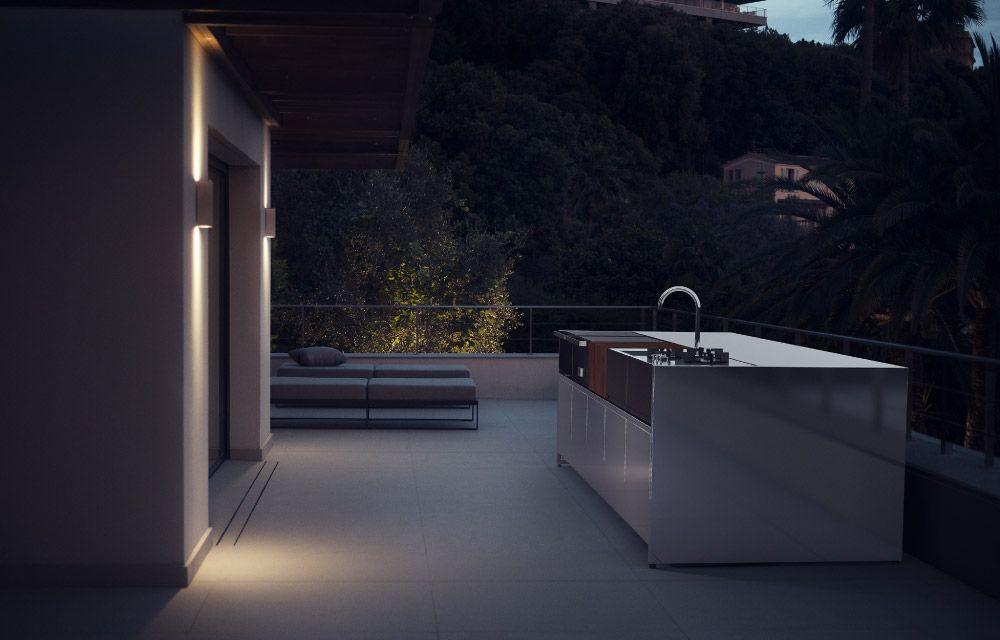 Cucine da esterno outdoor kitchen cucine arredamento giardino e