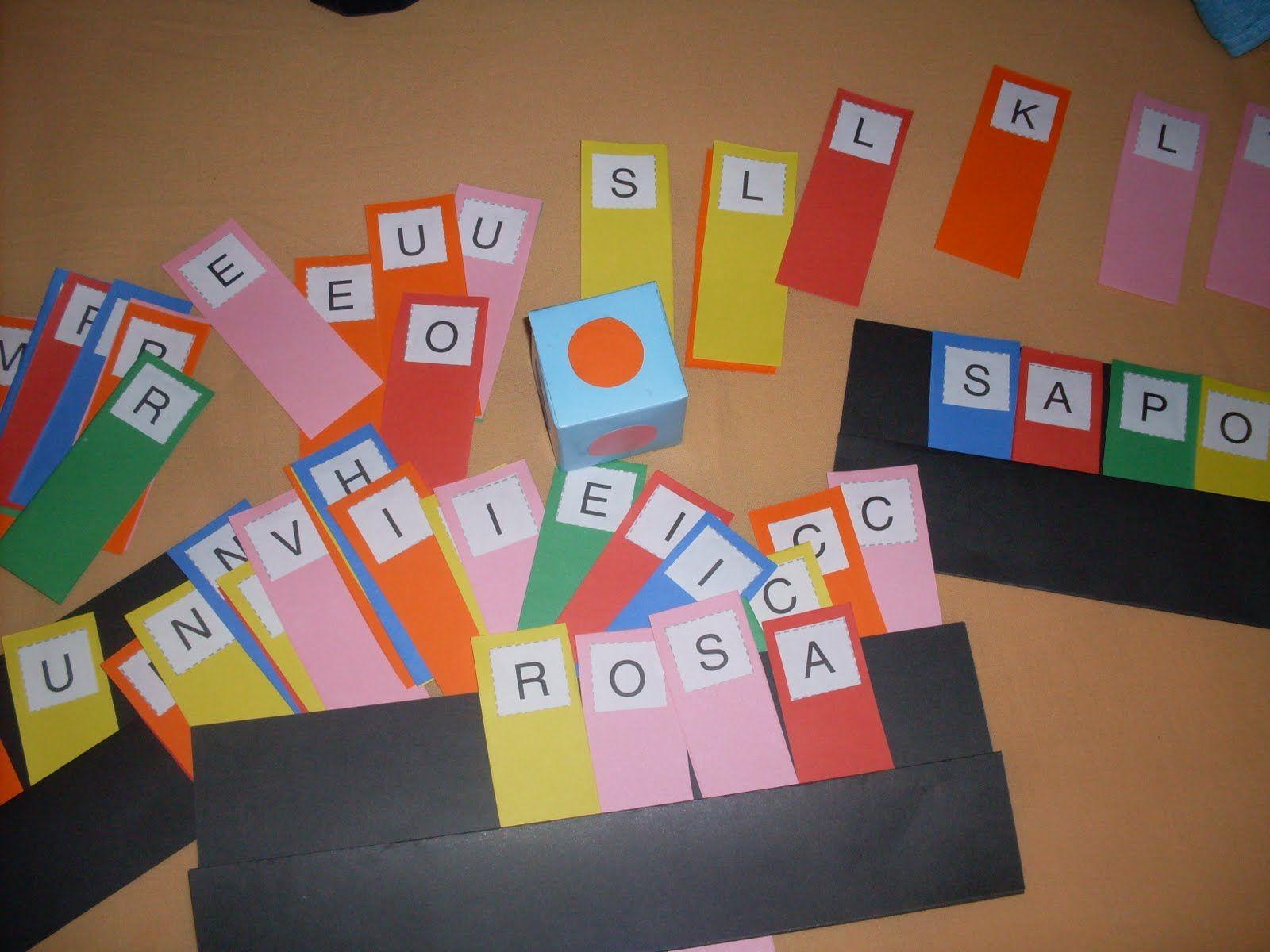 Suficiente Aprender Brincando | Alfabetização - ideias criativas | Pinterest  ZE78