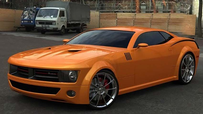 Meet The New 2016 Dodge Barracuda Muscle Horse