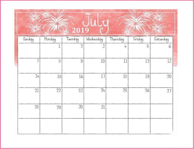Printable 2019 Desk Calendar Desk Calendar Template Printable