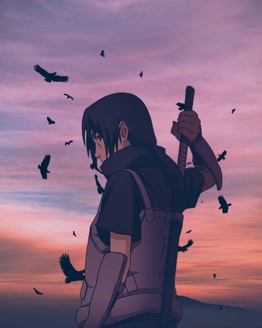 Sasuke Uchiha On Instagram Itachi Go Get The Full Wallpaper In My Stories Follow Sasu In 2020 Cool Anime Wallpapers Wallpaper Naruto Shippuden Itachi Uchiha