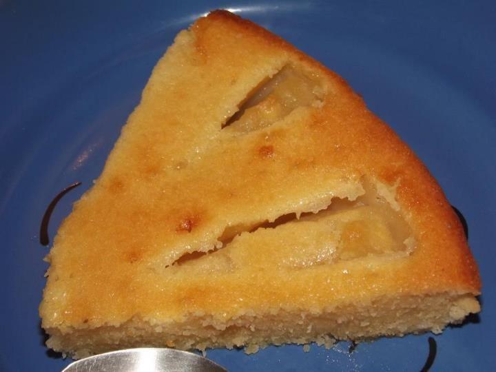 Recette - Gâteau rapide aux poires | Notée 4/5