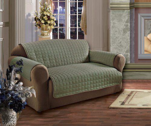 Elegant Comfort Quilted Furniture Protector For Pet Dog