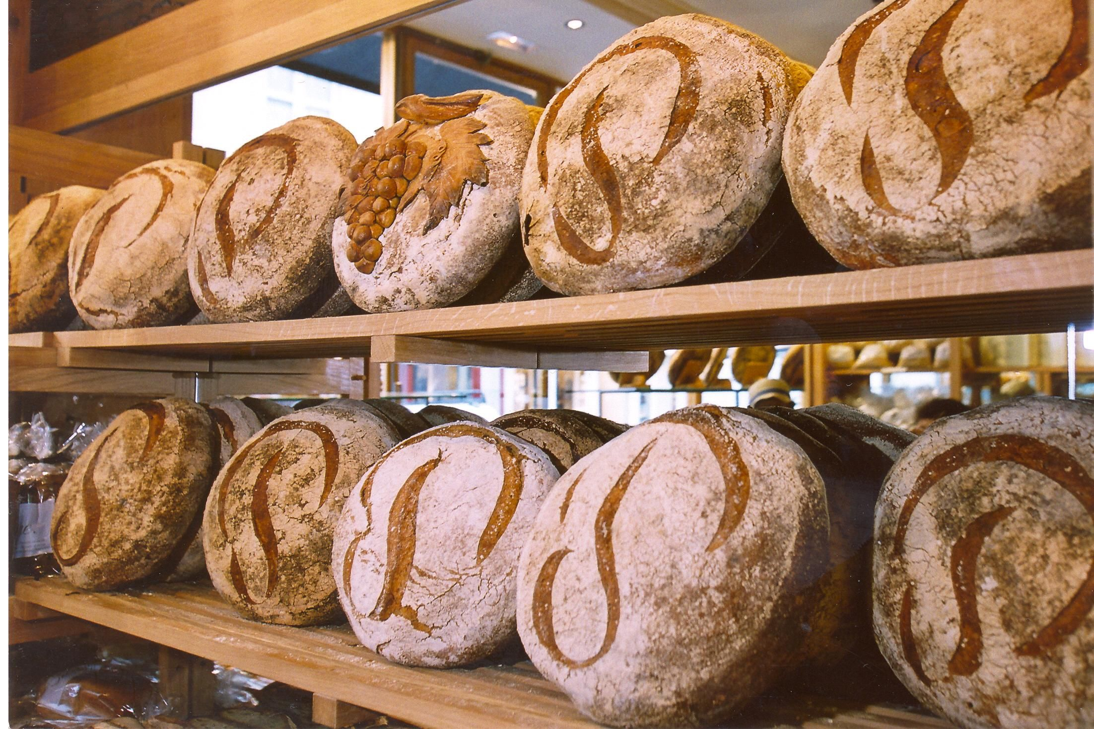Poilane Bakery in Paris. They FedEx to the US! Over the