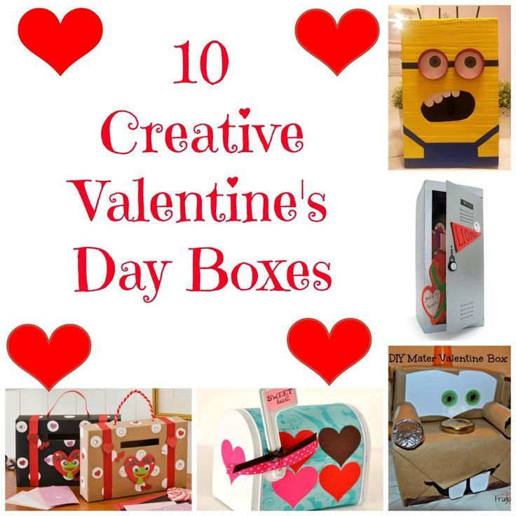 valentine's day box ideas for kids to make, Ideas
