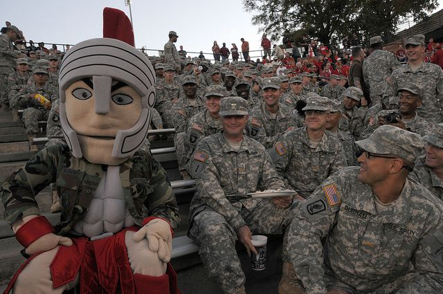 Troy University honors Soldiers | Fort Rucker | Troy university