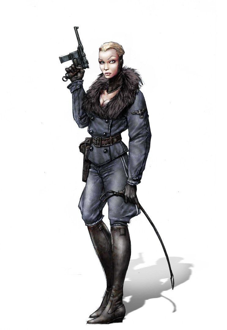 Bildergebnis Fur Dieselpunk Character Female Retro