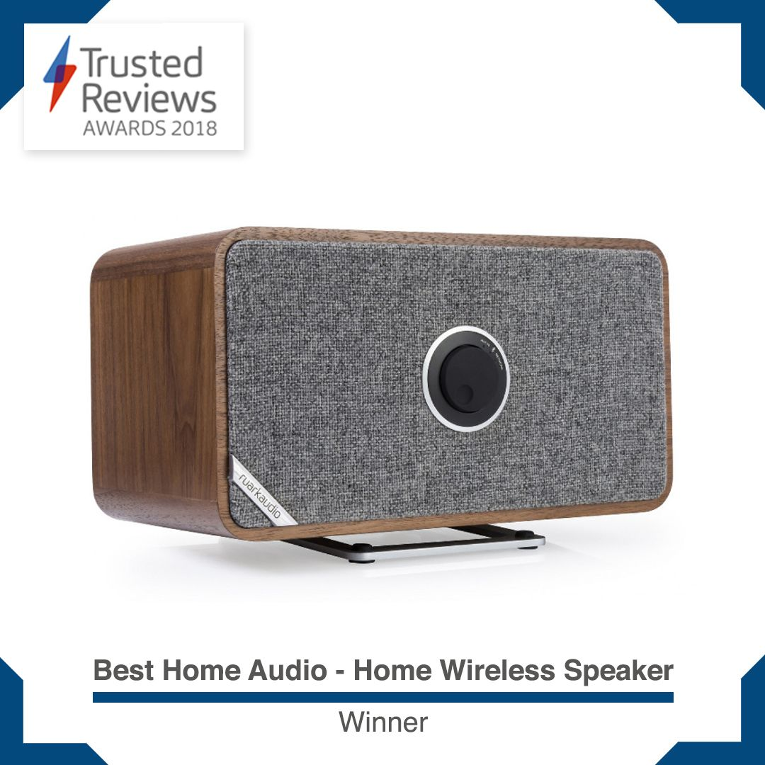 Ruark MRx | Trusted Reviews Awards 2018 | Best wireless speakers