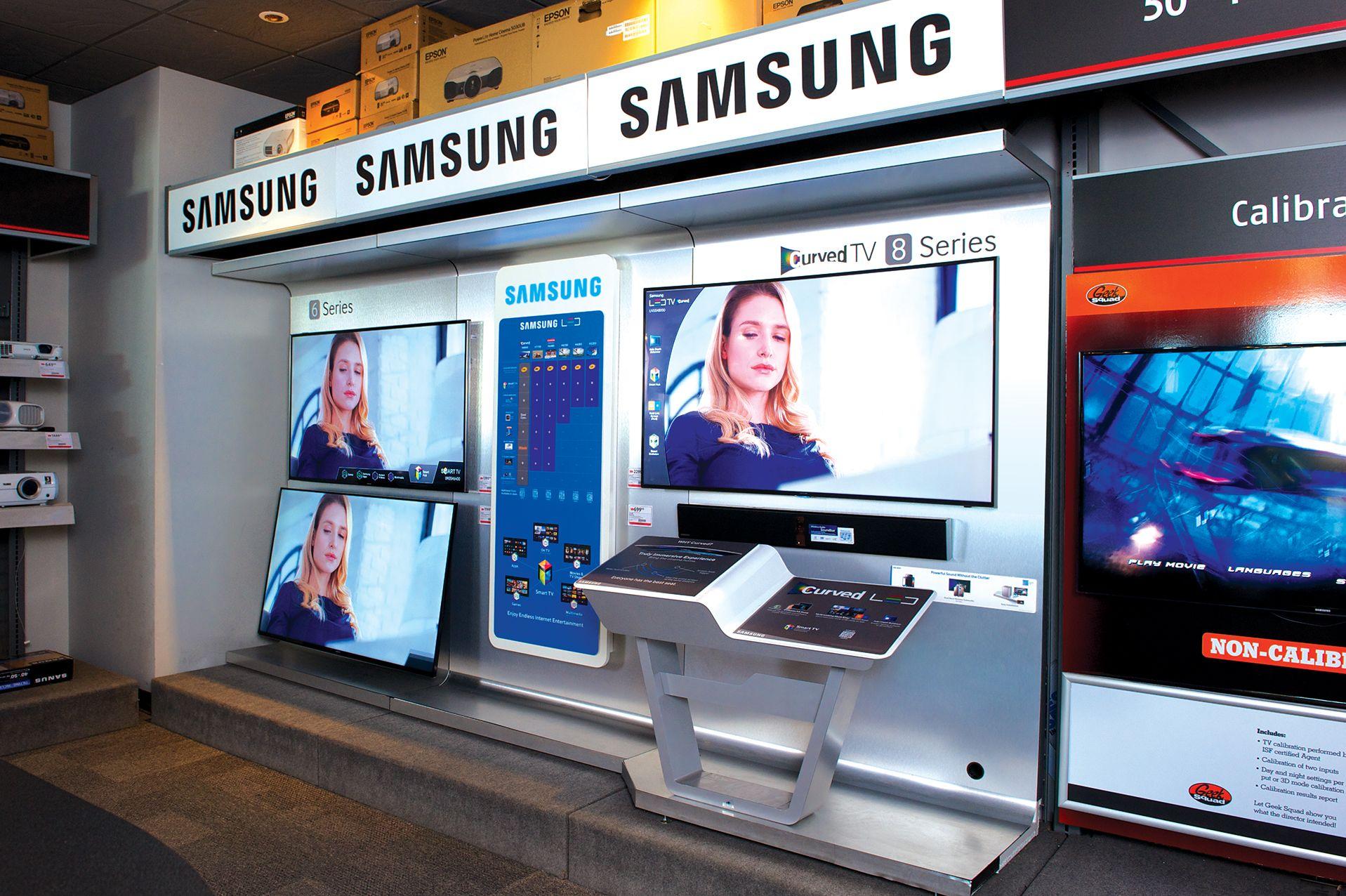 Samsung electronics canada