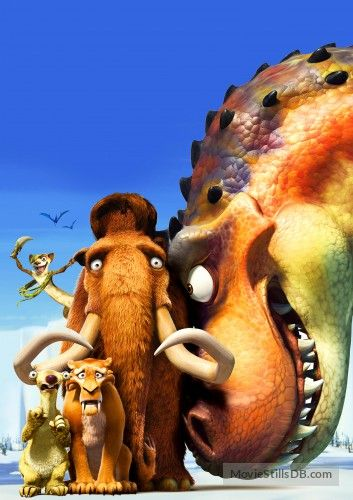 Ice Age: Dawn of the Dinosaurs (2009) - Movie stills and photos