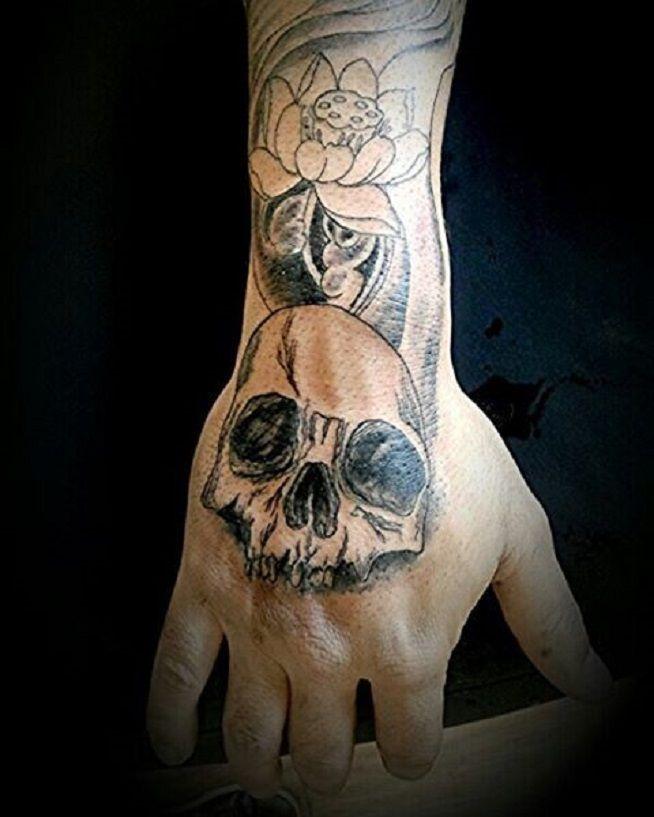 85 Scary Skull Tattoo Designs To Ink Skull Art Pinterest