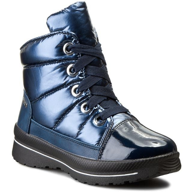Sniegowce Caprice 9 26201 25 Ocean 803 Botki Kozaki I Inne Damskie Boots Hiking Boots Ocean