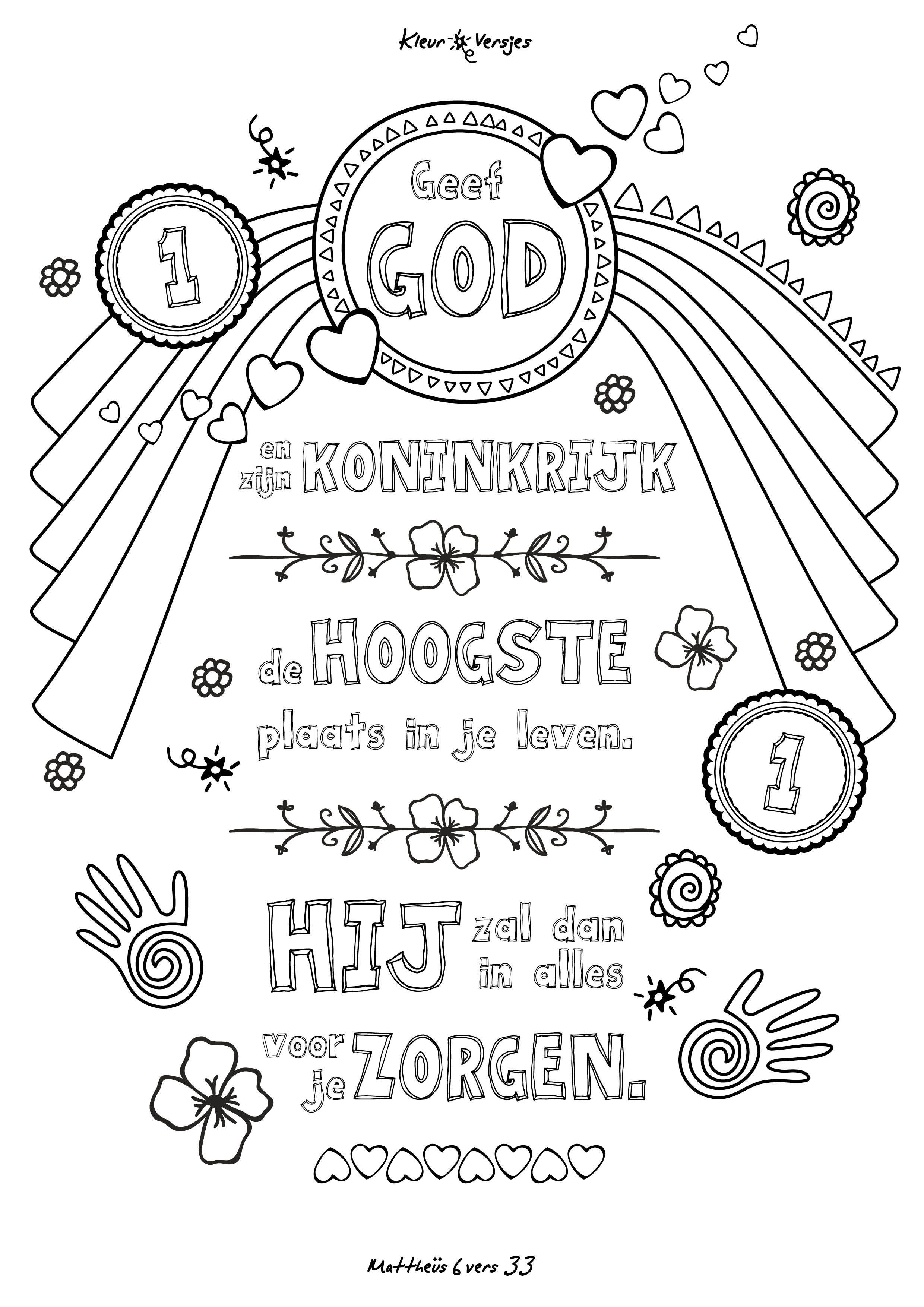 006 Identiteit Christelijke Werkjes