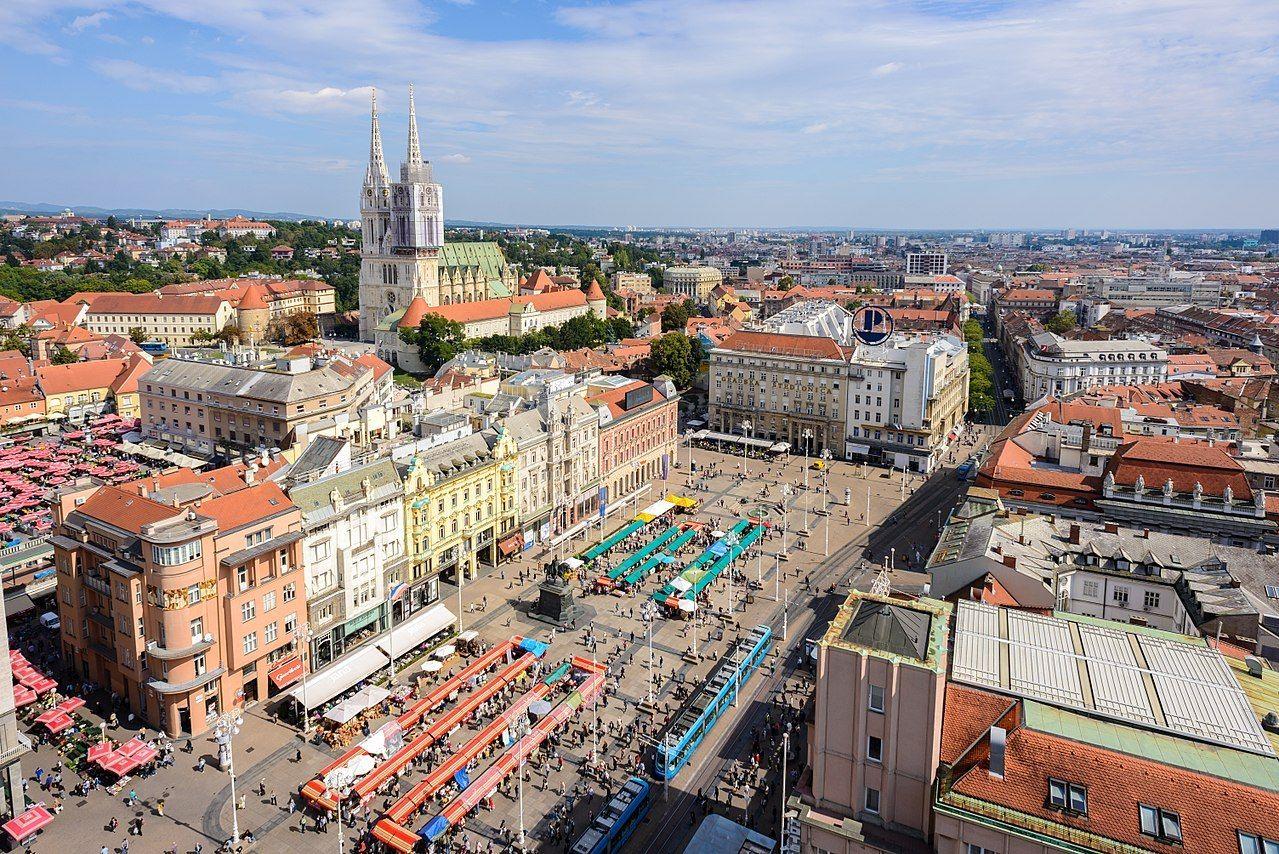 Onde Ficar Em Zagreb Melhores Bairros E Dicas De Hoteis Quero Viajar Mais Em 2020 Zagreb Quero Viajar Atracao Turistica