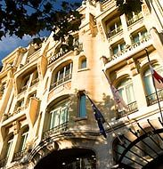 Hotel Reservations Marriott Champs Elysees Paris France