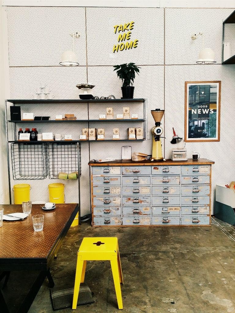 Good One cafe PonsonbyAucklandcoffeevintagecolours