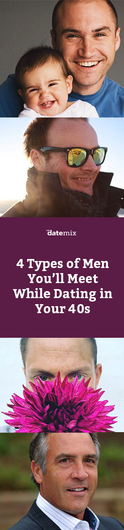 Before you meet Mr. Right, chances are you'll meet a few of these guys first.
